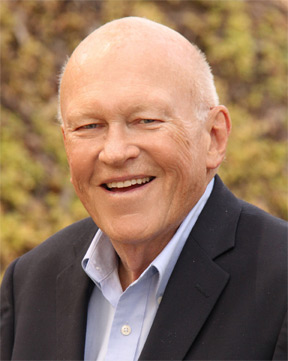 Ken Blanchard, cofounder and Chief Spiritual Officer of Ken Blanchard Companies Leadership and Management Training